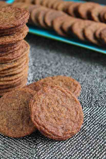 Chewy Molasses Cookies 2