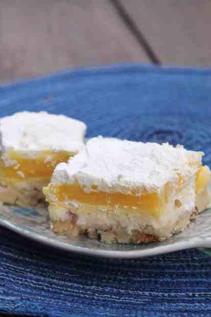 Lemon Lush Bars 1