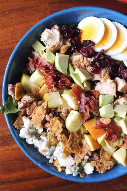 Harvest Cobb Salad 7