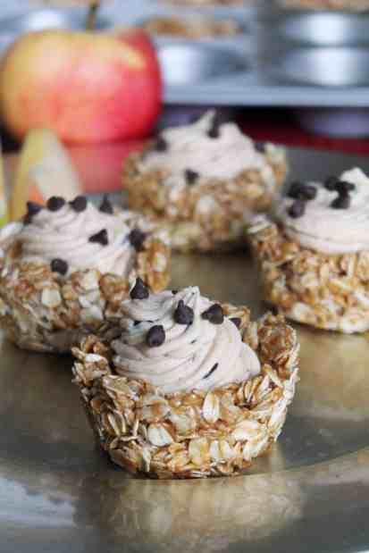 No-Bake Peanut Butter Granola Cups 2