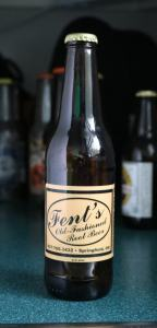 Fent's Old Fashioned Root Beer