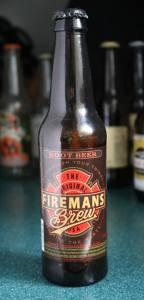 Firemans Brew Root Beer
