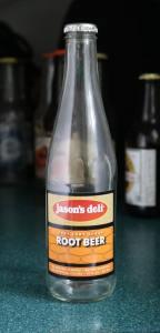 Jason's Deli Root Beer