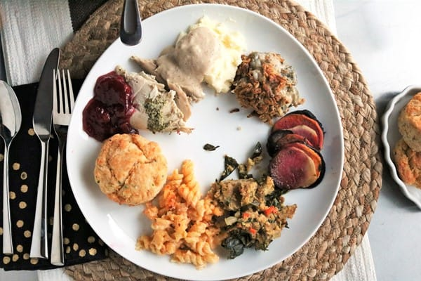 Southern Inspired Thanksgiving Menu