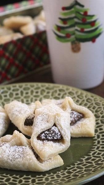 Kolaczki Cookies #ChristmasCookies