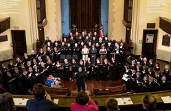 Kingston Choral Society. Image: Kingston Choral Society