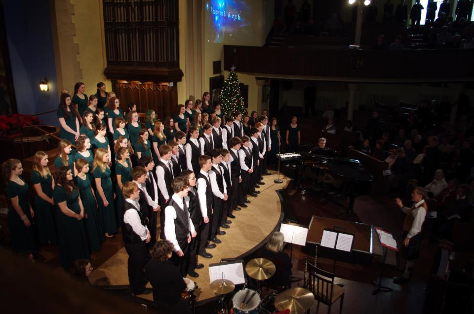 Cantabile Choirs of Kingston Image: Cantabile Choirs