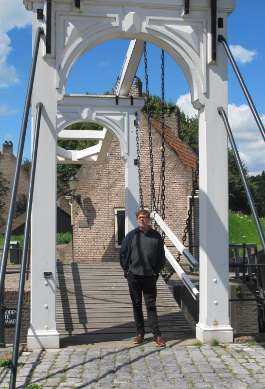 Drawbridge in Heusden