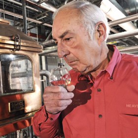 Heaven Hill Brands master distillery Parker Beam has been honoured with a Lifetime Achievement Award by the Bourbon Hall of Fame
