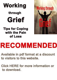 Working Through Grief
