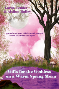 Gifts for the Goddess on a Warm Spring Morn