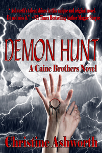 Christine Ashworth - Demon Hunt