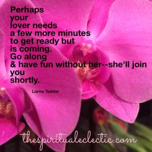 Manifesting your lover