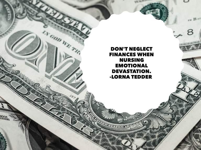 finances emotions
