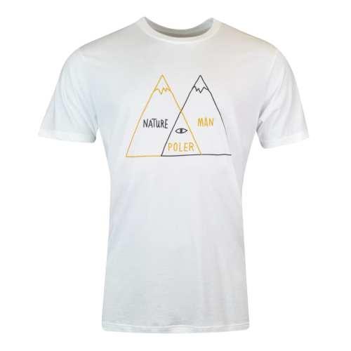small resolution of poler venn diagram t shirt white