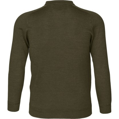 Seeland Noble Pullover Sweater with Pheasant Motif