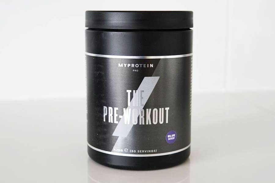 THE Pre-Workout Myprotein Review - The Sport Review