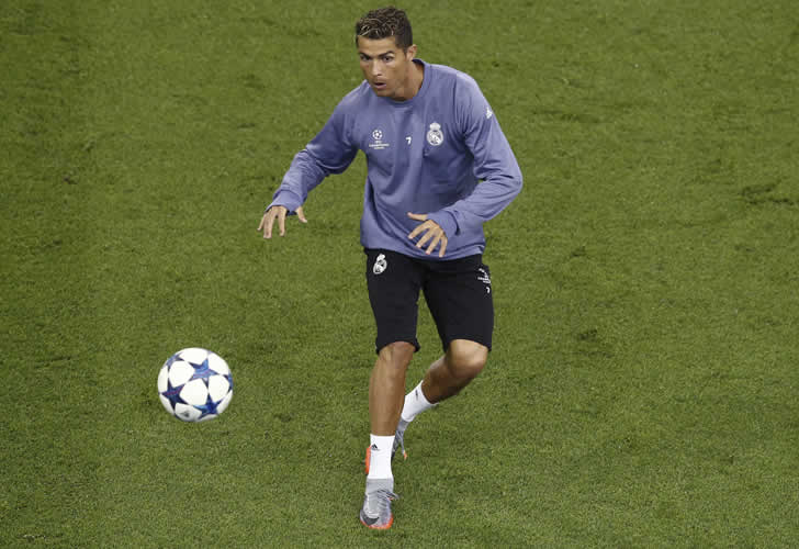 Christian Ronaldo speaks about Liverpool FC star