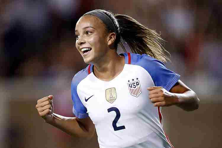 Image result for mallory pugh