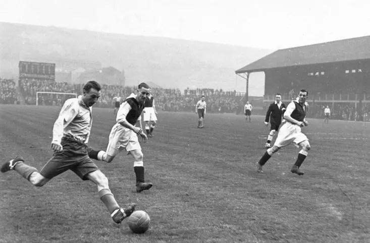 Wizard Of Dribble' Sir Stanley Matthews Was The First Gentleman Of Football