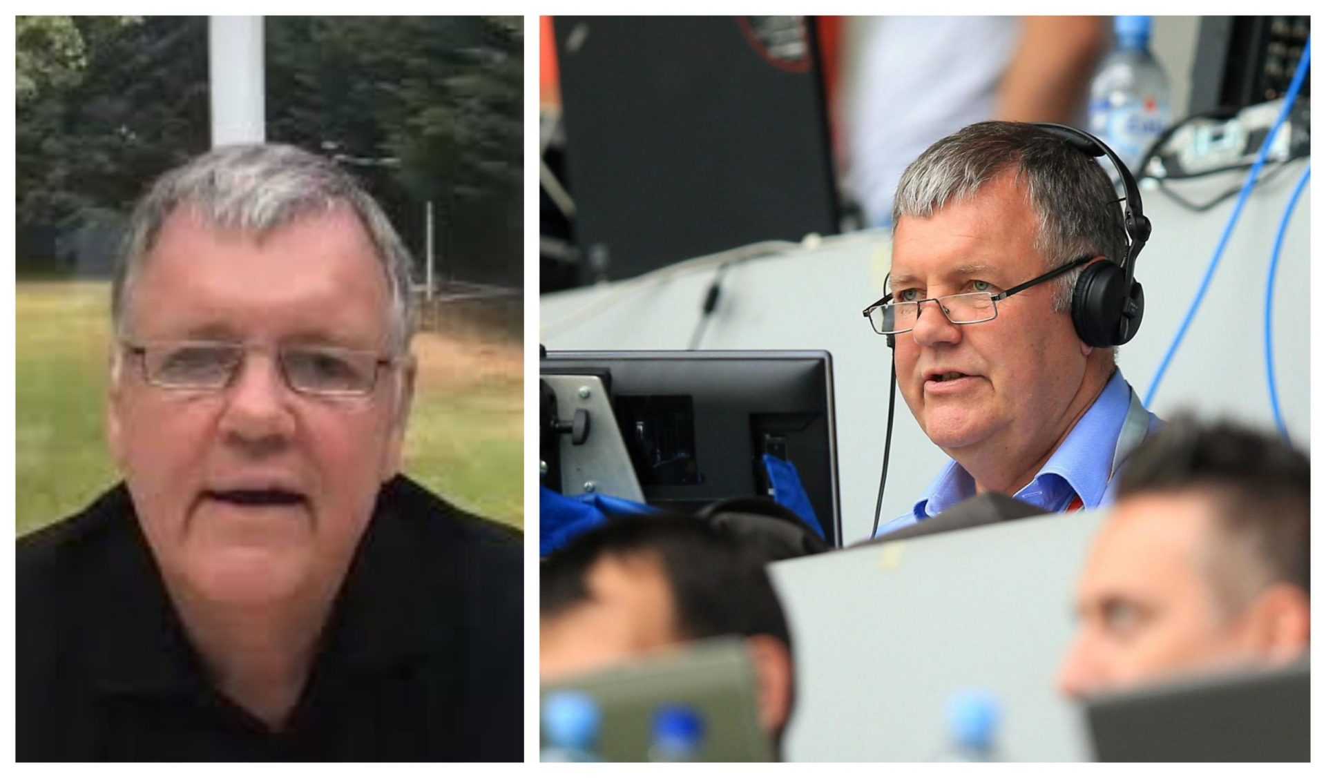 Here's why legendary football commentator Clive Tyldesley has been sacked! - THE SPORTS ROOM
