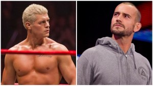 Cody Rhodes reveals reason why CM Punk did not sign with AEW - THE SPORTS ROOM