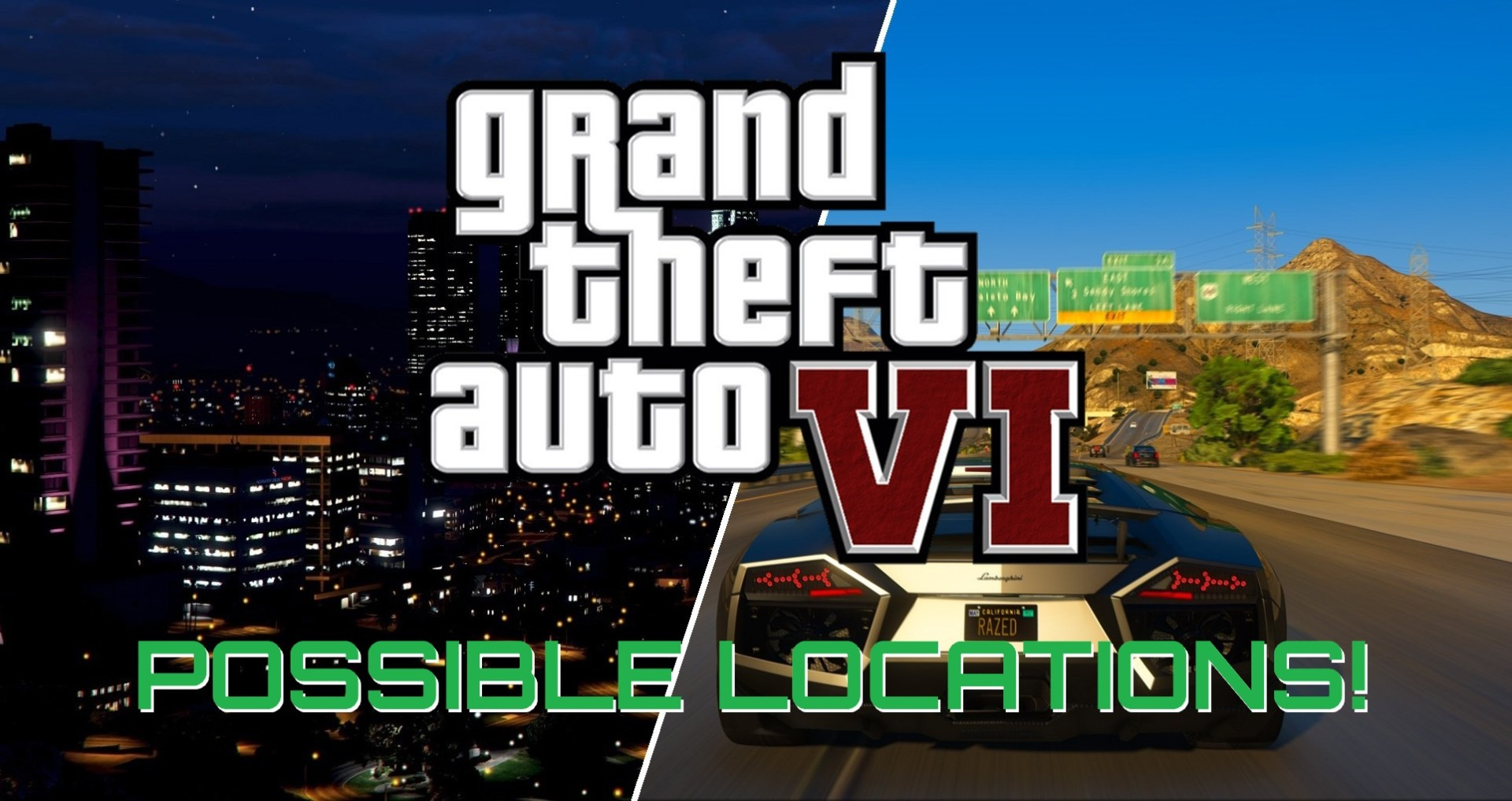 Grand Theft Auto 6: Possible locations that the game might be set in - THE SPORTS ROOM