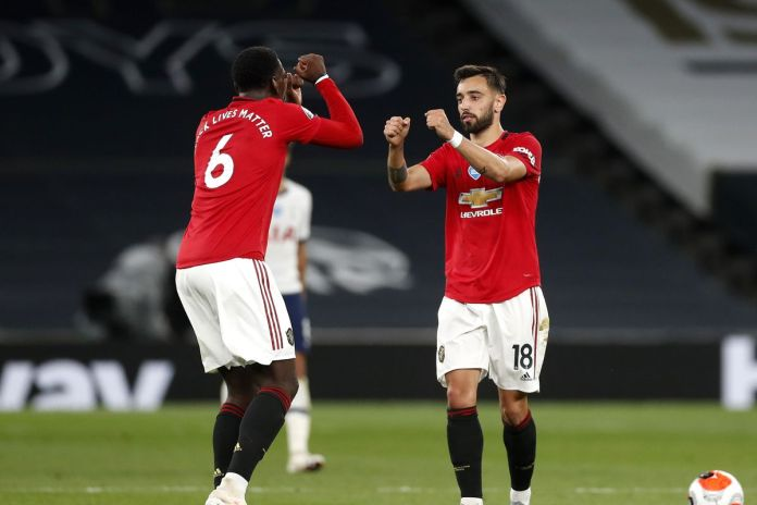 Bruno Fernandes and Paul Pogba formed an impressive duo since the PL restart.