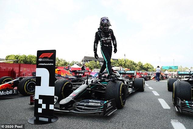 Hamilton dominated the Spanish GP.