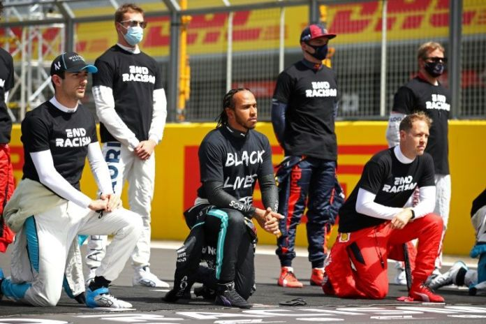 Formula 1 star Charles Leclerc responds to 'racist' allegations on not taking a knee - THE SPORTS ROOM