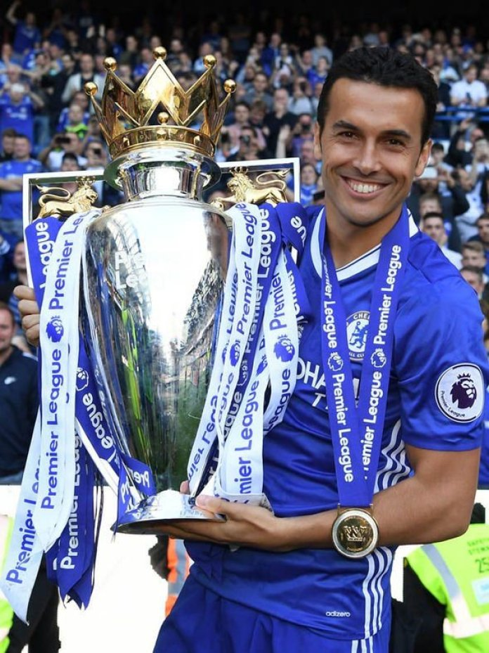 """Chelsea pays tribute to Pedro: """"the most decorated player to have ever represented the Blues"""" - THE SPORTS ROOM"""