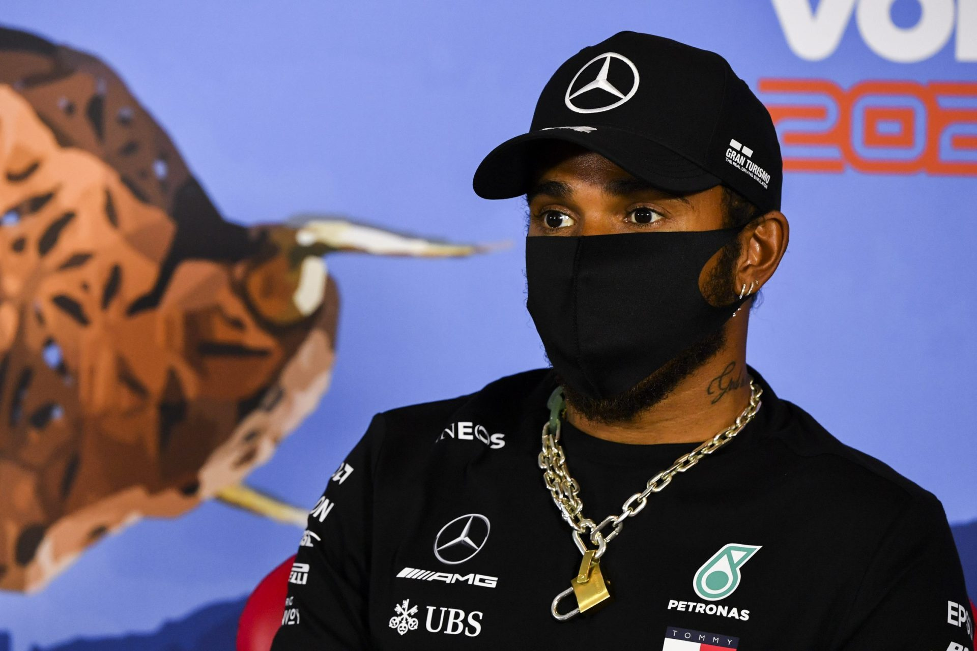 Lewis Hamilton and Valteri Bottas struggled with tyyre issues for the second consecutive week.
