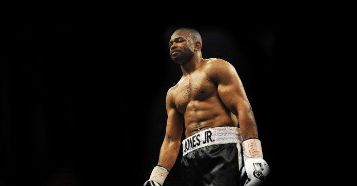 Roy Jones Jr vs Mike Tyson