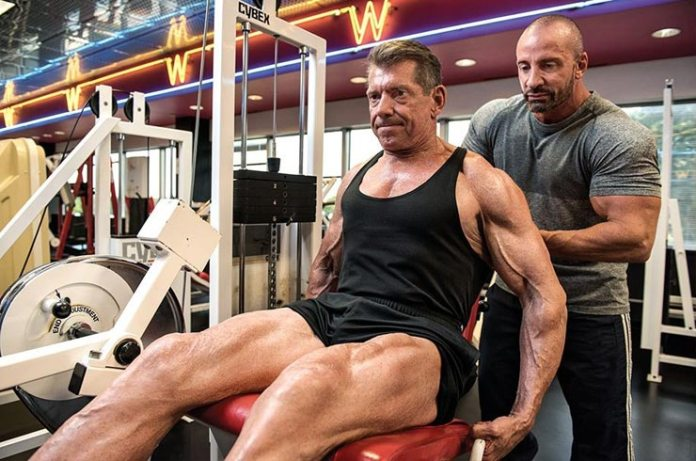 Triple H praises Vince McMahon's physical fitness on his 75th birthday - THE SPORTS ROOM