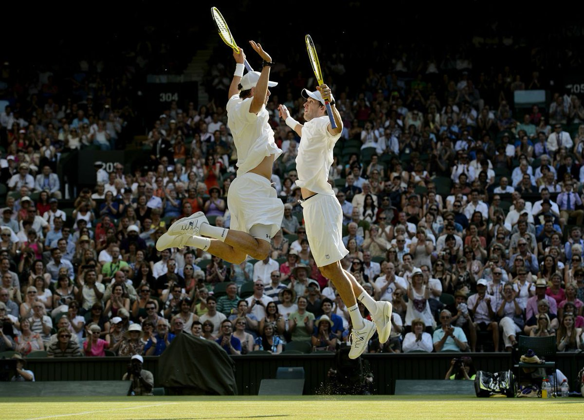 No more chest thumps-Bryan brothers call it quits on their fabled career - THE SPORTS ROOM