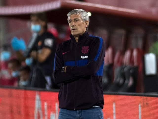 Double Dismissal: FC Barcelona to sack manager Setien, sporting director Abidal following Bayern rout - THE SPORTS ROOM