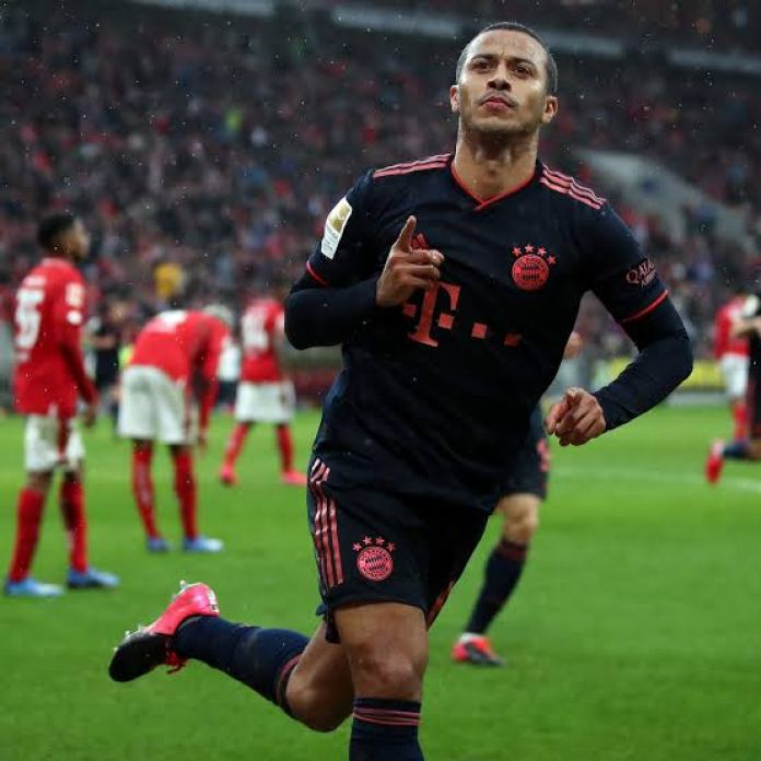Thiago Alcantara's price tag set for Liverpool, ex-Bayern boss terms the move as 'huge loss' - THE SPORTS ROOM