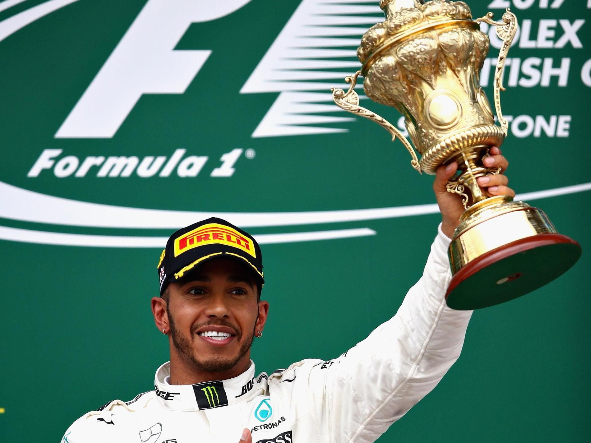 Lewis Hamilton wins record 7th British GP, nears all time great Michael Schumacher's Records - THE SPORTS ROOM