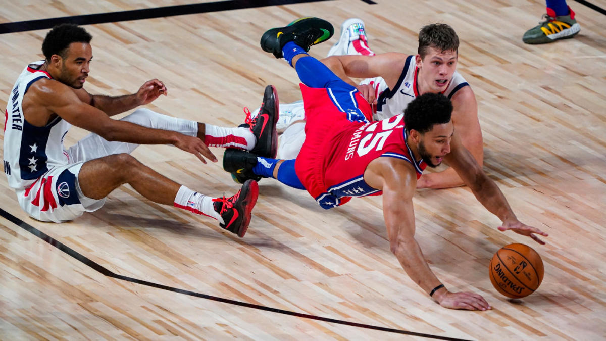 Ben Simmons Suffers Devastating Knee Injury, Could Miss Crucial Playoff Games - THE SPORTS ROOM