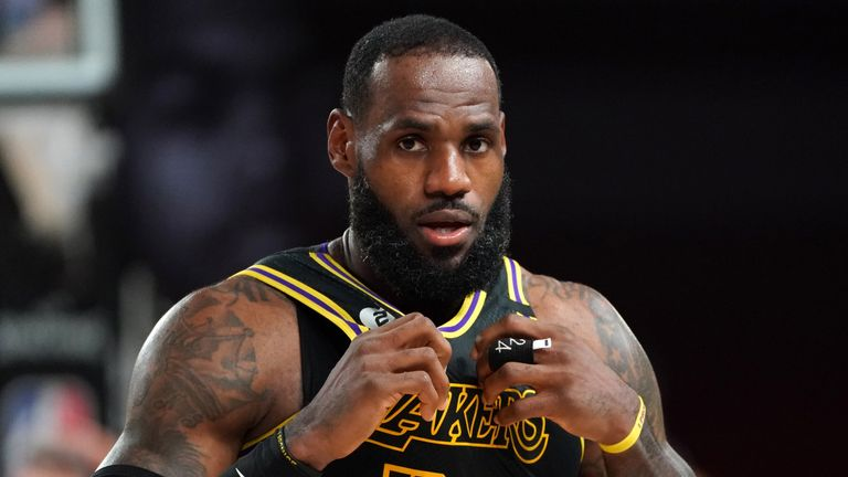 NBA Playoffs: Lakers Dominate on 'Kobe Bryant Day', while Heat Sweep the Pacers in Game 4 - THE SPORTS ROOM