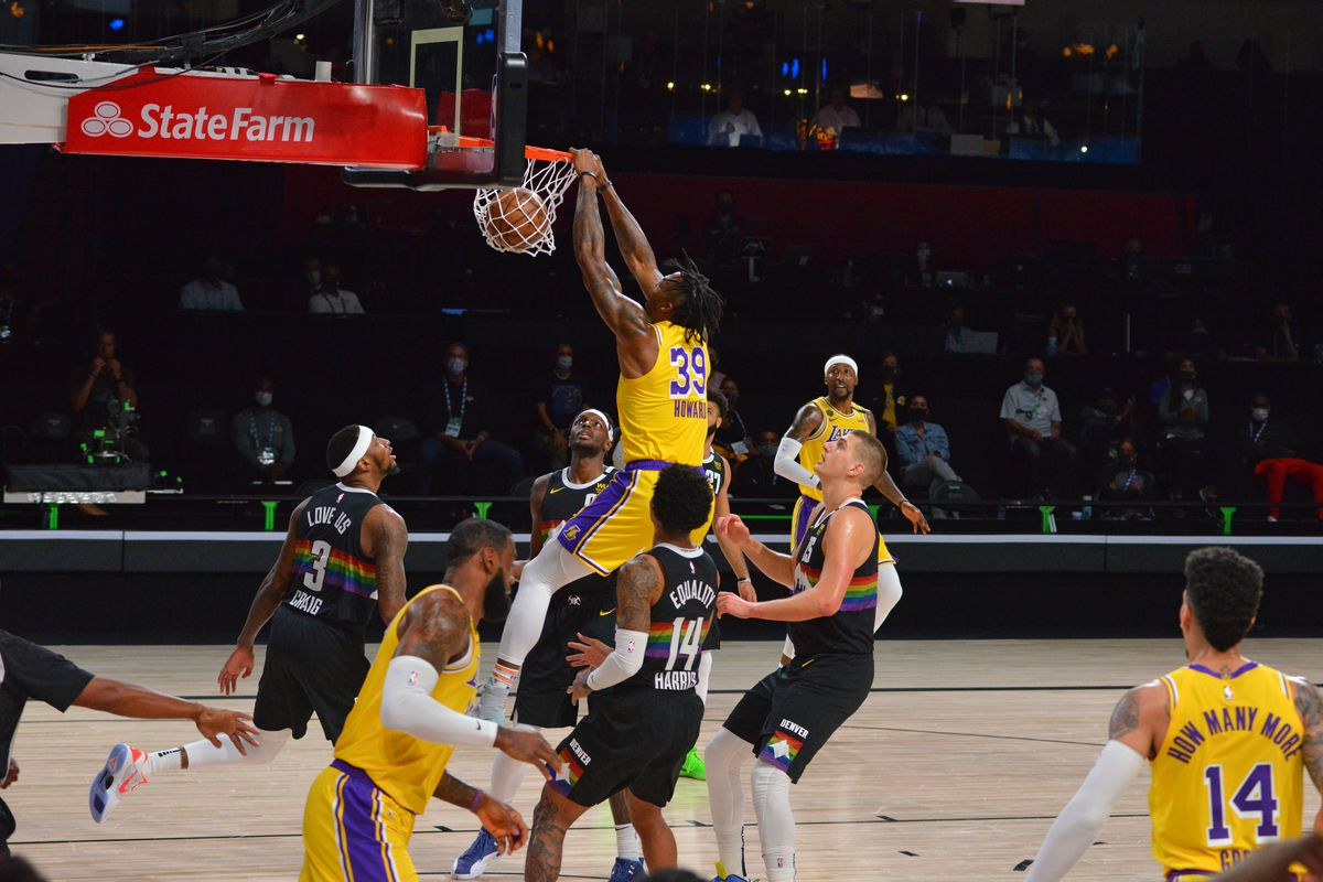Lakers win tough Game 4 to go within one game of reaching NBA Finals - THE SPORTS ROOM