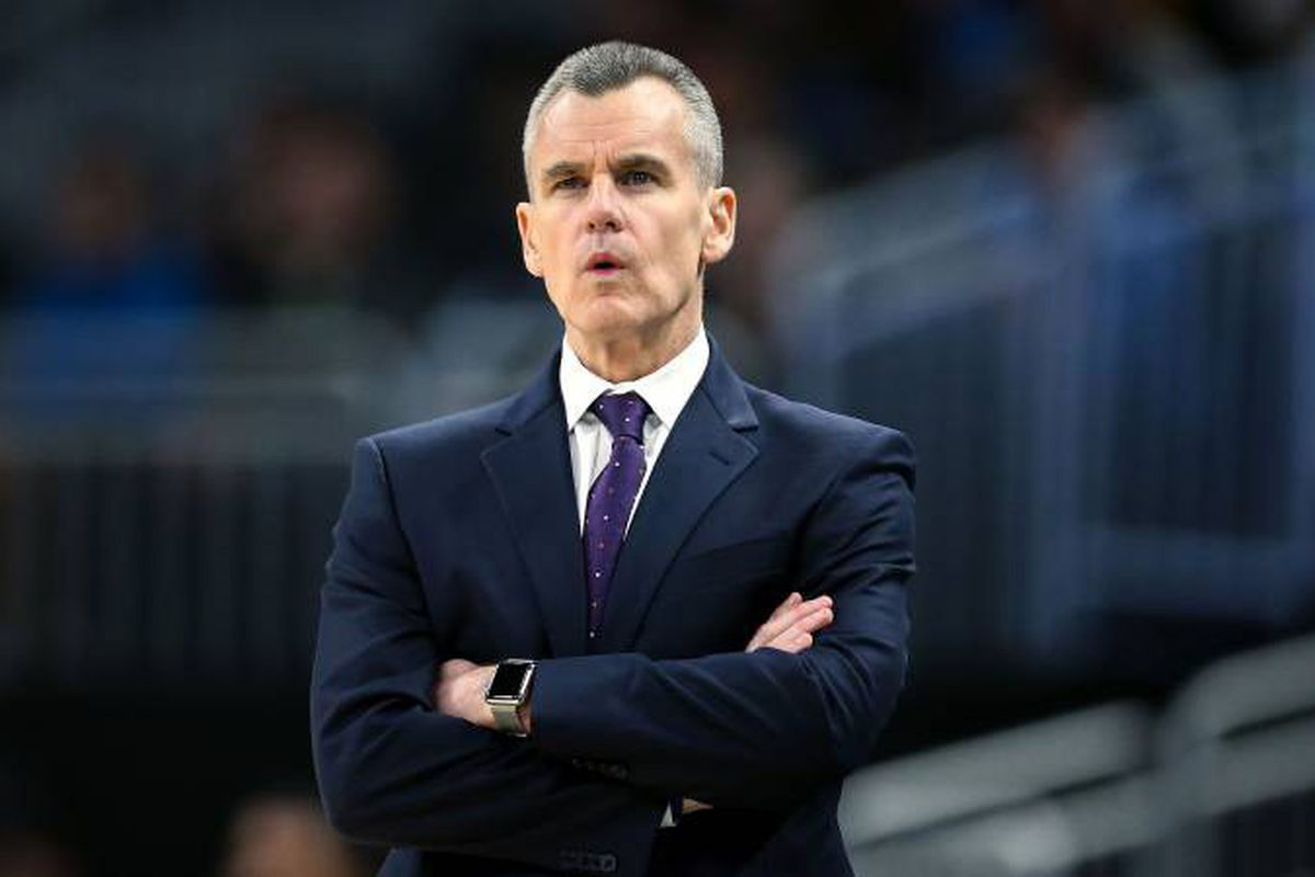 Billy Donovan hired as next Chicago Bulls head coach - THE SPORTS ROOM