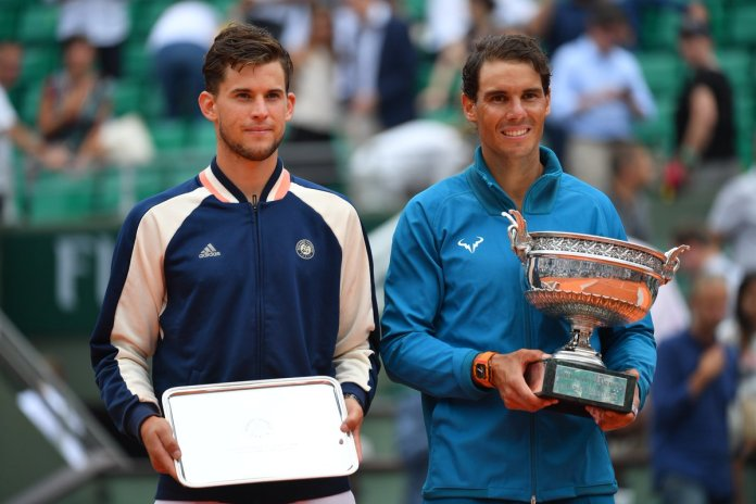 Dominic Thiem begins French Open campaign with straight-sets win over 2014 US Open champion Marin Cilic - THE SPORTS ROOM