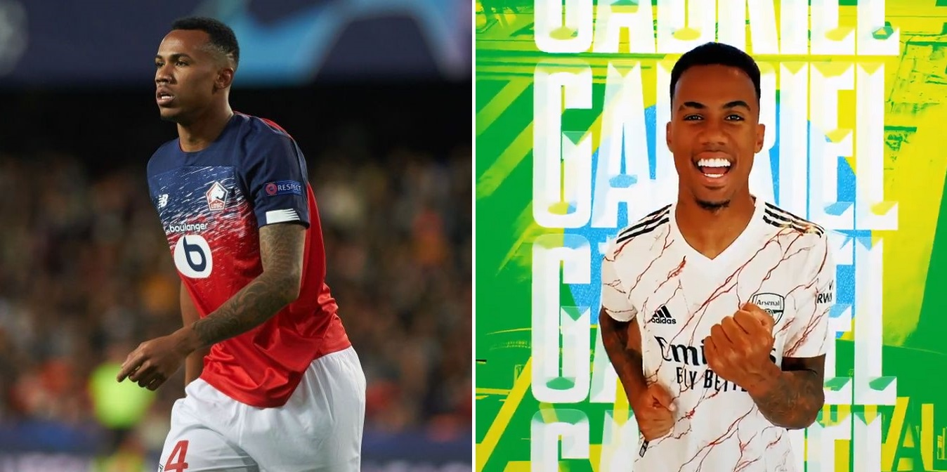 Brazilian defender Gabriel Magalhães joins Arsenal - THE SPORTS ROOM