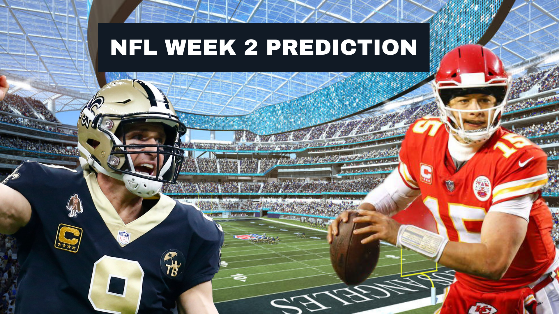 NFL Week 2 betting odds, predictions and expert picks - THE SPORTS ROOM