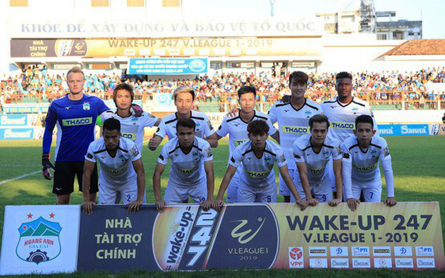 Two-in-one: Vietnamese football club HAGL announces double managers - THE SPORTS ROOM
