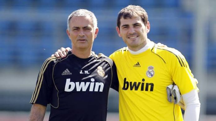 Iker Casillas contrasts between del Bosque and Mourinho as Real Madrid gaffers - THE SPORTS ROOM
