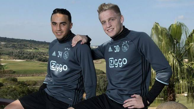 Here's why Donny van de Beek is opting to wear no. 34 at Manchester United - THE SPORTS ROOM