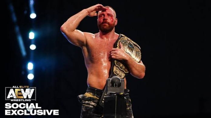 No fanservice: Security guards pin down fan who tried to touch Jon Moxley - THE SPORTS ROOM
