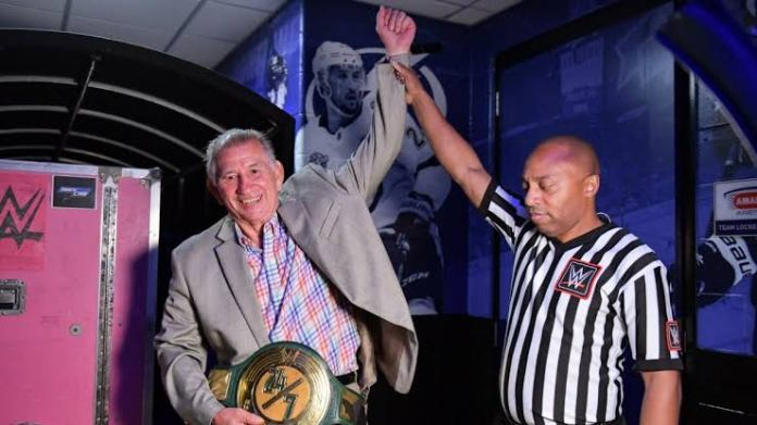 WWE Hall of Famer Gerald Brisco hints possible AEW stint - THE SPORTS ROOM